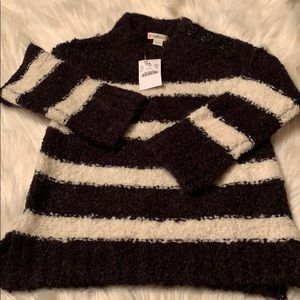 NWT Crew Cuts By J.Crew Sweater Size 4-5